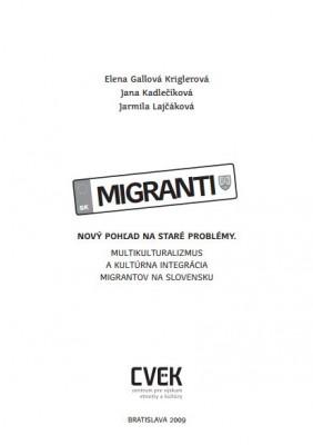 migranti novy pohlad na stare problemy